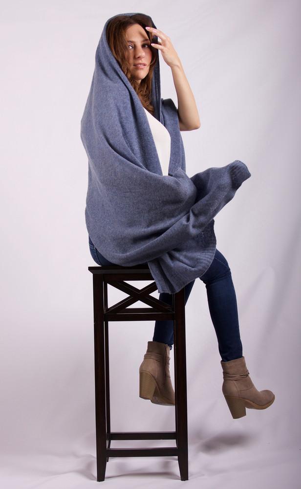 Amal Cashmere Wrap