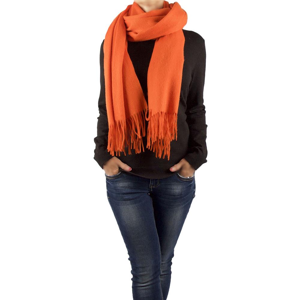 Ellis  Oversized Cashmere & Wool Blend Scarf