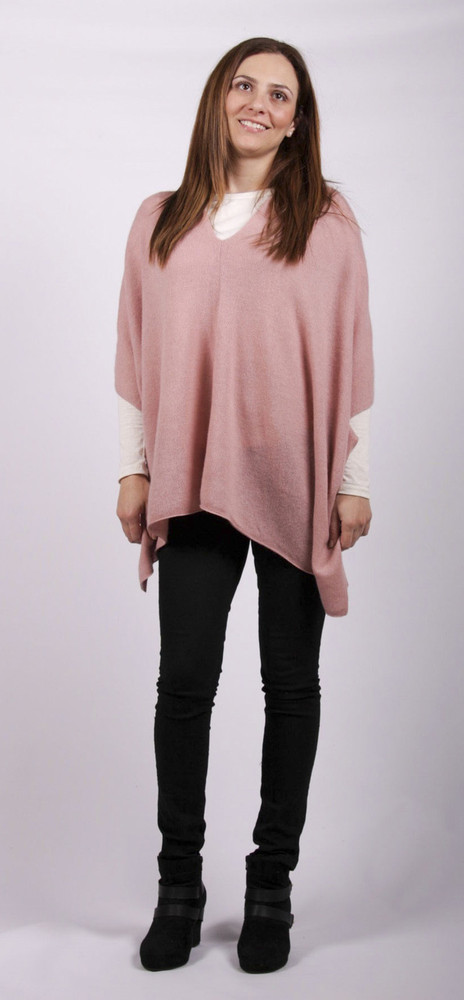 Amely  Cashmere Poncho