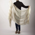 Ophelia Luxury Ring Cashmere Shawl