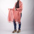 Berta Lightweight Merino Wool Scarf