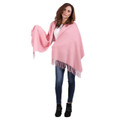 Charley Oversized Cashmere & Wool Blend Scarf