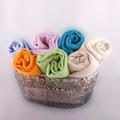 Tootsie Cashmere Pistachio Baby Blanket