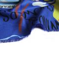 Amina Cotton Cashmere Blend Scarf