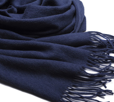 Alba Cashmere & Lambswool Blend Wrap