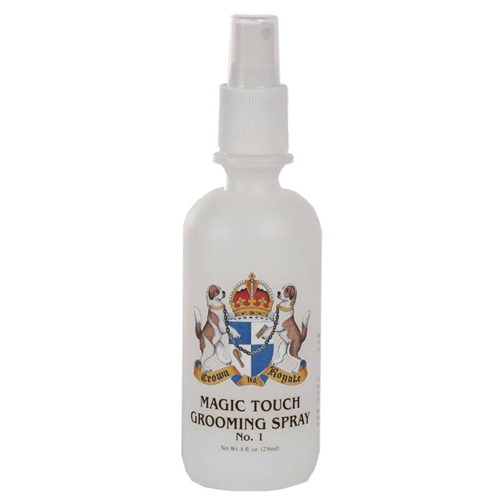 Crown Royale Magic Touch Formula 1 - 8oz Ready To Use