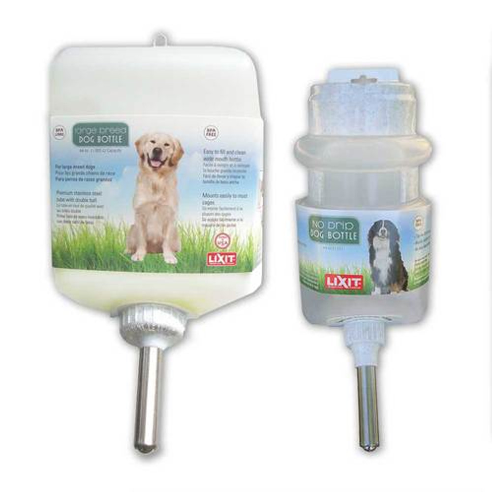 Lixit Plastic Water Bottle for dogs