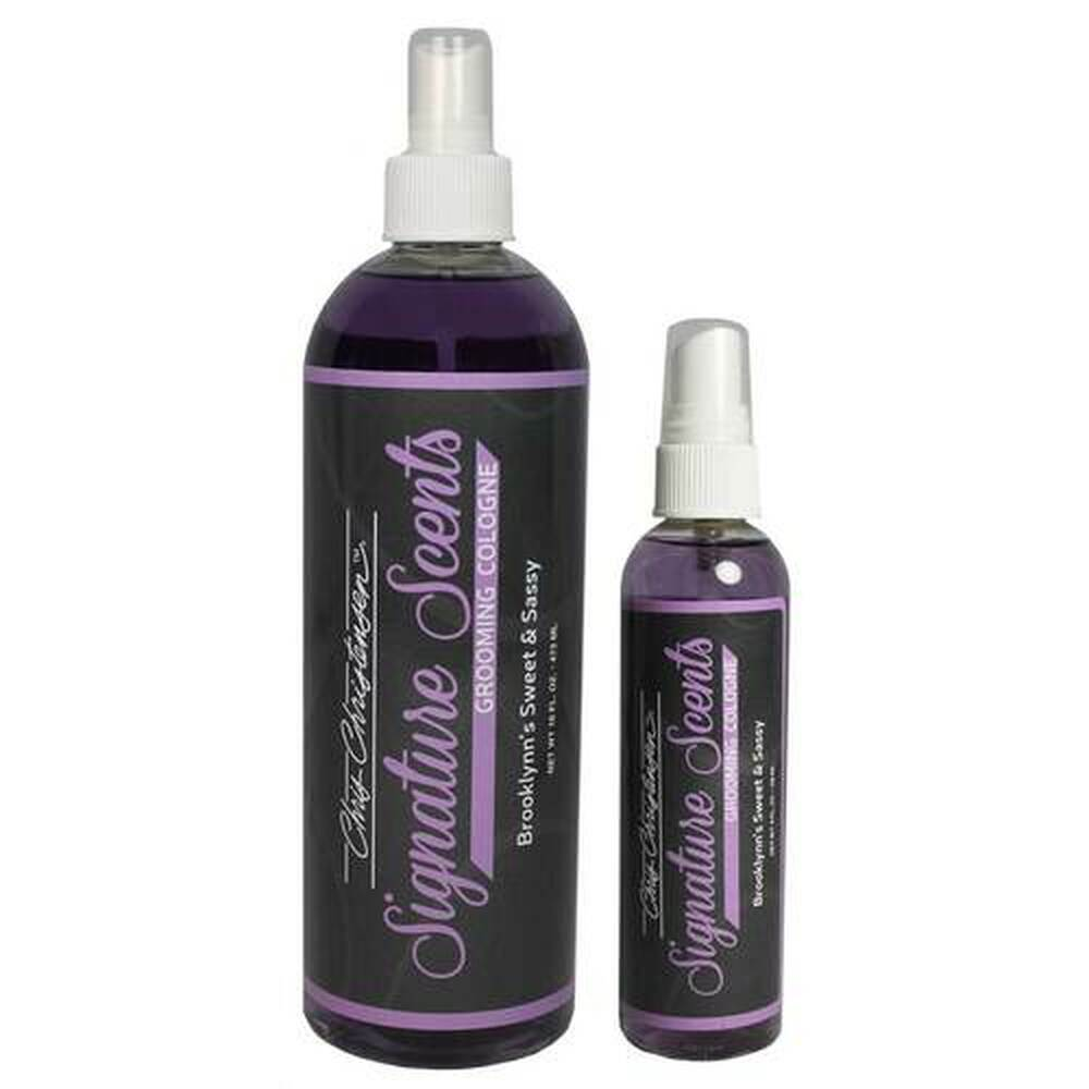Chris Christensen Signature Scents Grooming Cologne - Brooklynn's Sweet &  Sassy