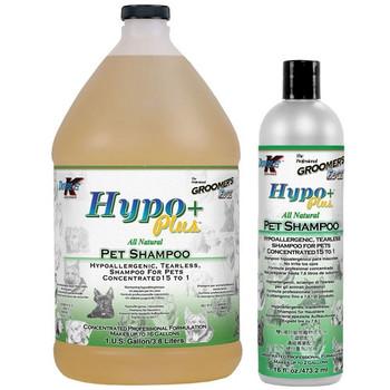 Double K Groomers Edge Hypo Plus Shampoo
