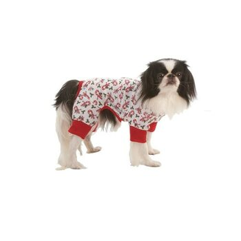 Fashion Pet Candy Cane Holiday PJs
