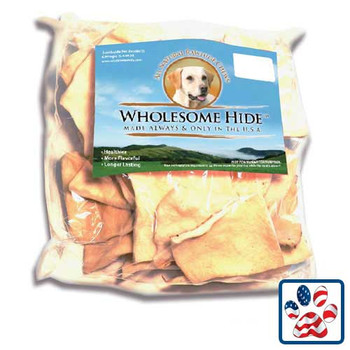 Wholesome Hide USA Beef Hide Chips