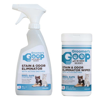 Groomers Goop Stain and Odor Remover