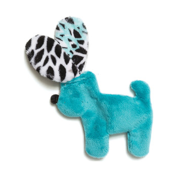West Paw Mini Floppy Dog Teal