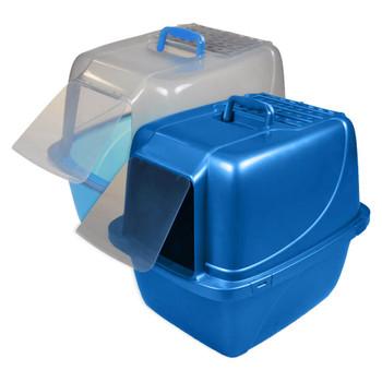 VanNess Plastics Enclosed Litterboxes