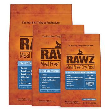 RAWZ Salmon Dog Food