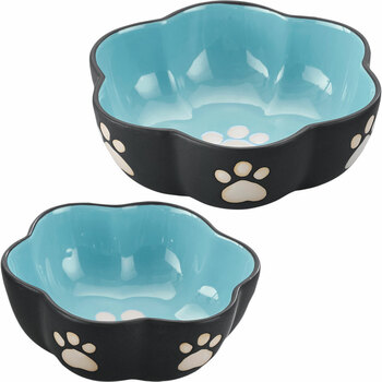 SPOT Vienna Dog Bowl Blue 5 or 7 inches