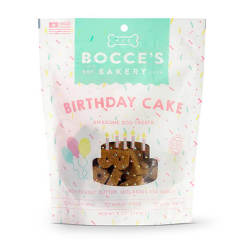 Bocces Bakery Limited Edition Birthday Cake Biscuits