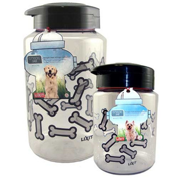 Lixit Dog Treat Jar