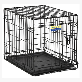 MidWest Contour Single Door Wire Dog Crate