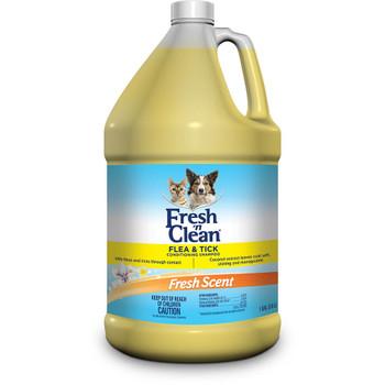 Fresh 'n Clean Flea and Tick Conditioning Shampoo Classic Fresh RTU
