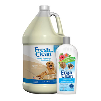 Fresh 'n Clean Oatmeal and Baking Soda Conditioner Tropical Breeze Scent
