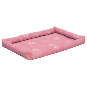 MidWest QuietTime Defender Pink Paradise Floral Bed