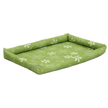 MidWest QuietTime Defender Green Paradise Floral Bed