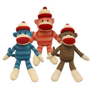 Parker Sock Monkey