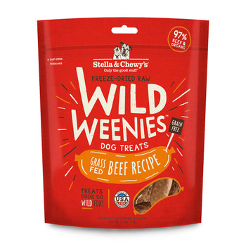Stella and Chewy's Wild Weenies Beef