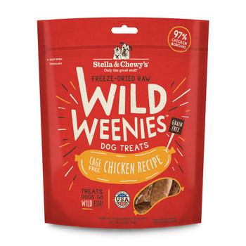 Stella and Chewys Wild Weenies Chicken Recipe