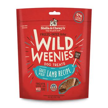 Stella and Chewys Wild Weenies Lamb Recipe