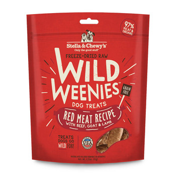 Stella and Chewys Wild Weenies Red Meat Recipe