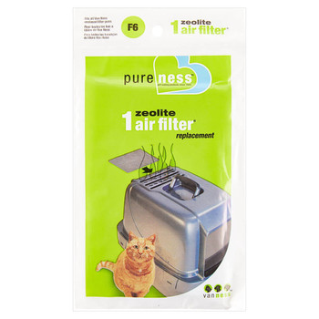 VanNess Litter Box Filter for Large & Xtra Large Pans