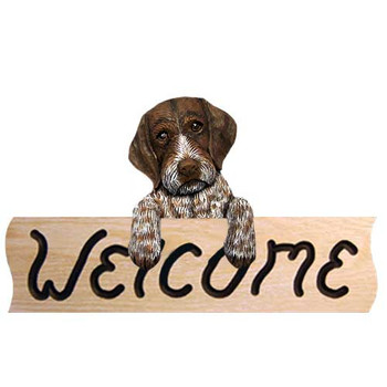 Michael Park Dog Welcome Signs
