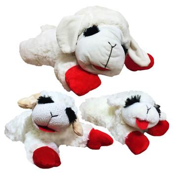 Lamb Chop Plush Dog Toy