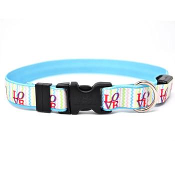 Yellow Dog Design Love Orion LED Collar