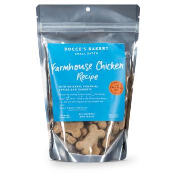 Bocce's Bakery Farmhouse Chicken Dog Treats