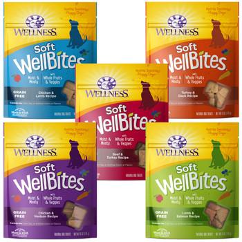 Wellness Wellbites Chewy Snacks