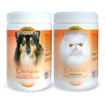 Bio-Groom Pro White Grooming Powder