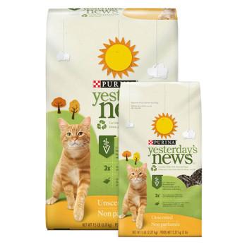 Yesterdays News Cat Litter