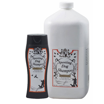 Crown Royale Sporting Dog Formula #12 Shampoo for Full and Flat Coats