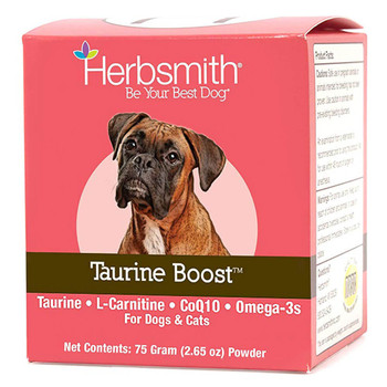 Herbsmith Taurine Boost for Dogs and Cats