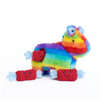 Zippy Paws Zippy Burrow - Rainbow Pinata