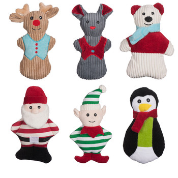 Huggle Hounds Holiday Cookie Collection Assorted