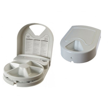 EatWell Automatic Feeder - 5 Meals