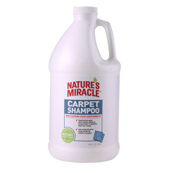 Natures Miracle Deep Cleaning Carpet Shampoo