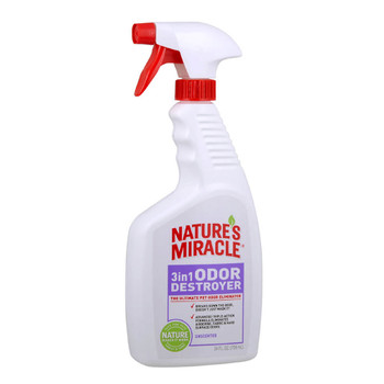 Natures Miracle 3-in-1 Odor Destroyer - Unscented