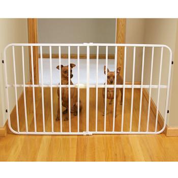 Lil Tuffy Expandable Pet Gate