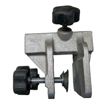 Champagne Double Square Clamp