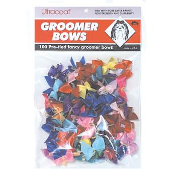 Grooming Bows 100-Pack